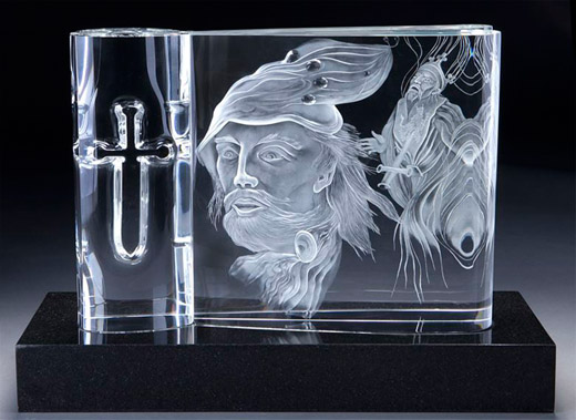 Crystal Sculpture